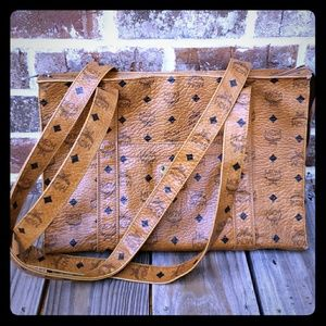 Authentic Vintage MCM Tote